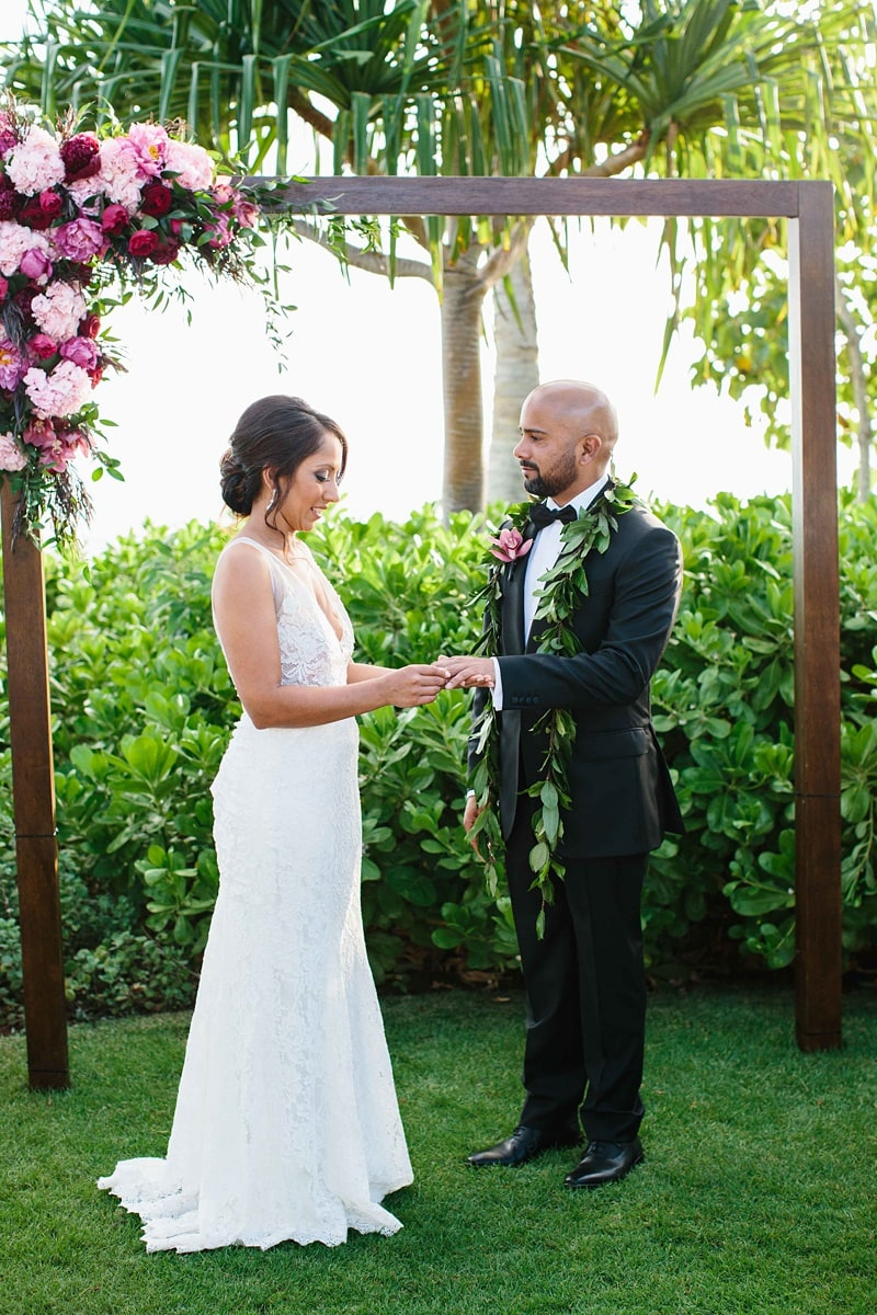 four seasons oahu wedding photos 0101