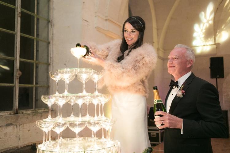 french chateau wedding 13