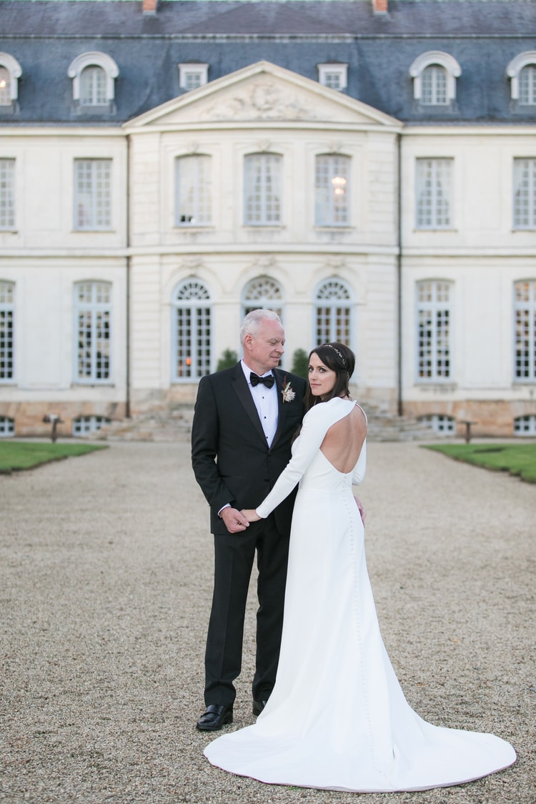 french chateau wedding 26