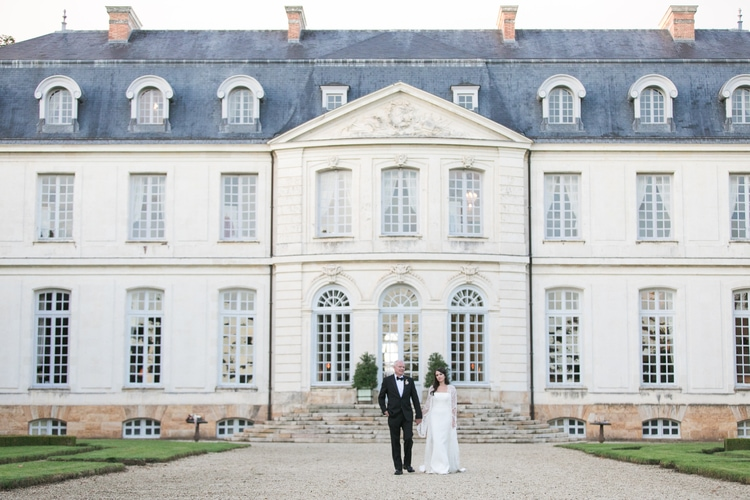 french chateau wedding 32