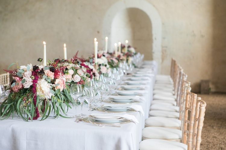 french chateau wedding 35