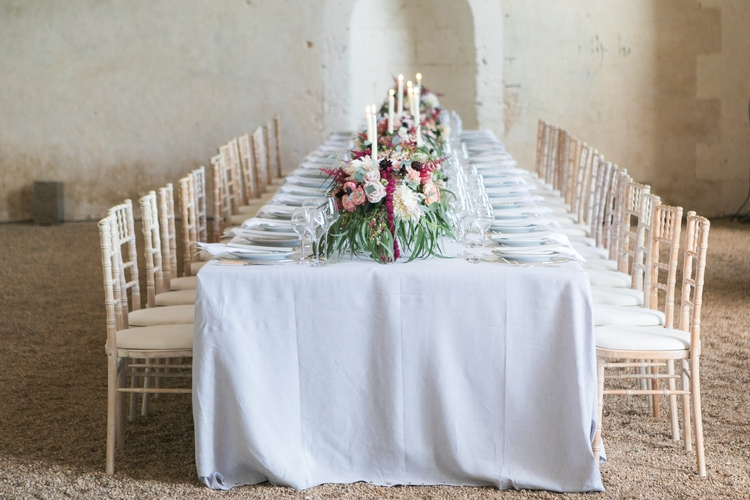 french chateau wedding 37