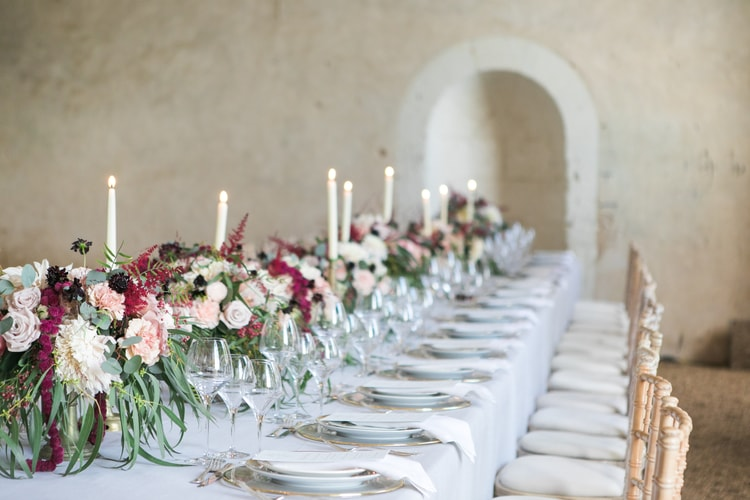 french chateau wedding 40