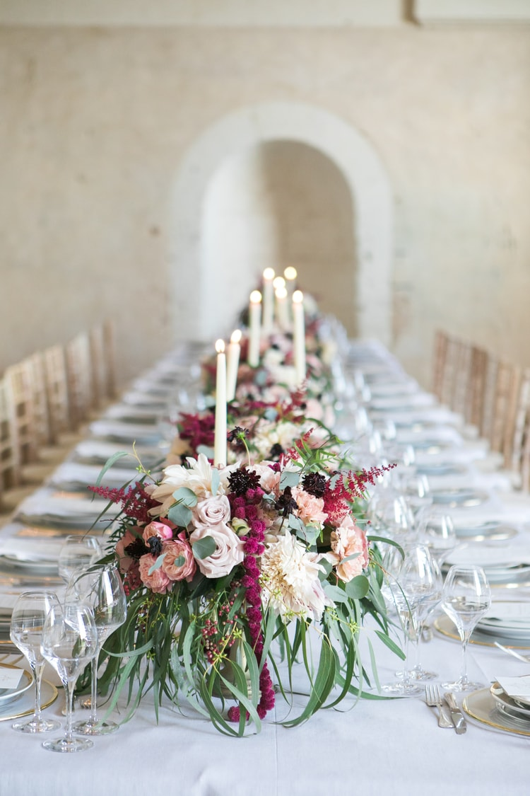 french chateau wedding 41