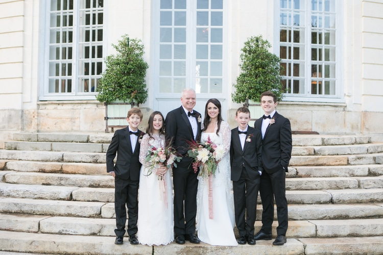 french chateau wedding 46
