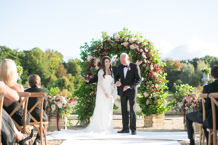 french chateau wedding 59