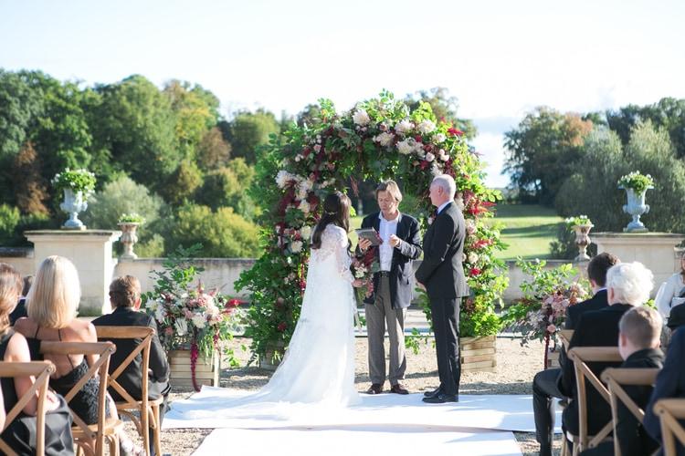 french chateau wedding 64