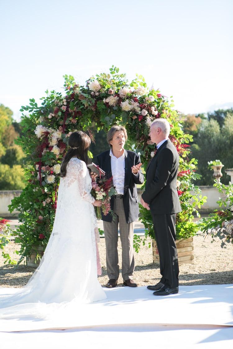french chateau wedding 66