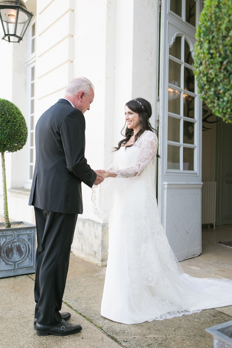 french chateau wedding 81