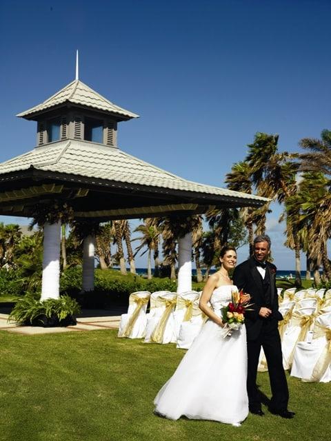 getting married in Jamaica Half Moon