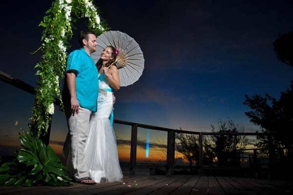 getting married in Jamaica - villas sur mer