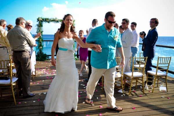 jamaican wedding attire