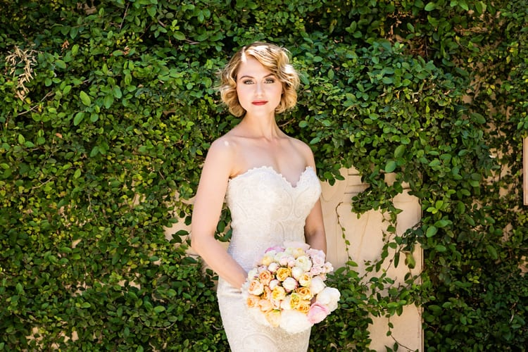 Gold Ombre Wedding Inspiration