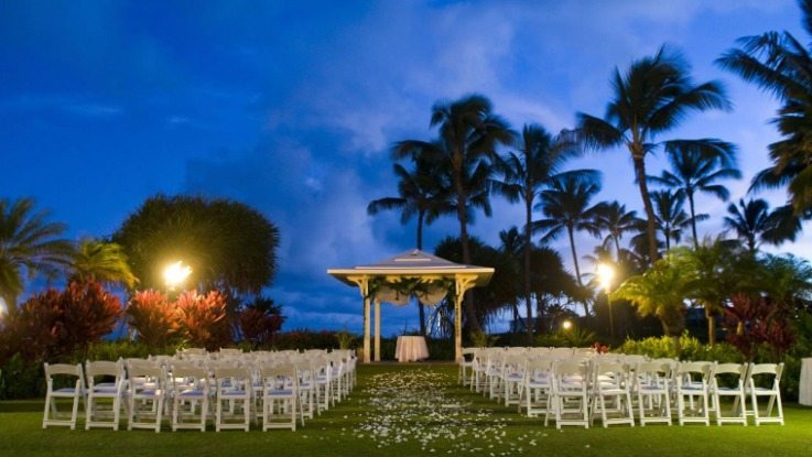 grand hyatt hawaii wedding