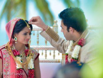 Stunning Indian Beach Wedding