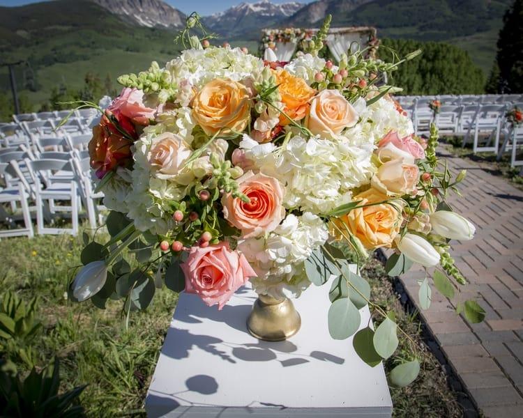 indian wedding in colorado mountains 84
