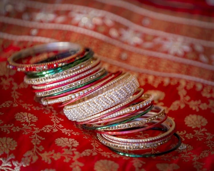 indian wedding in colorado mountains 95