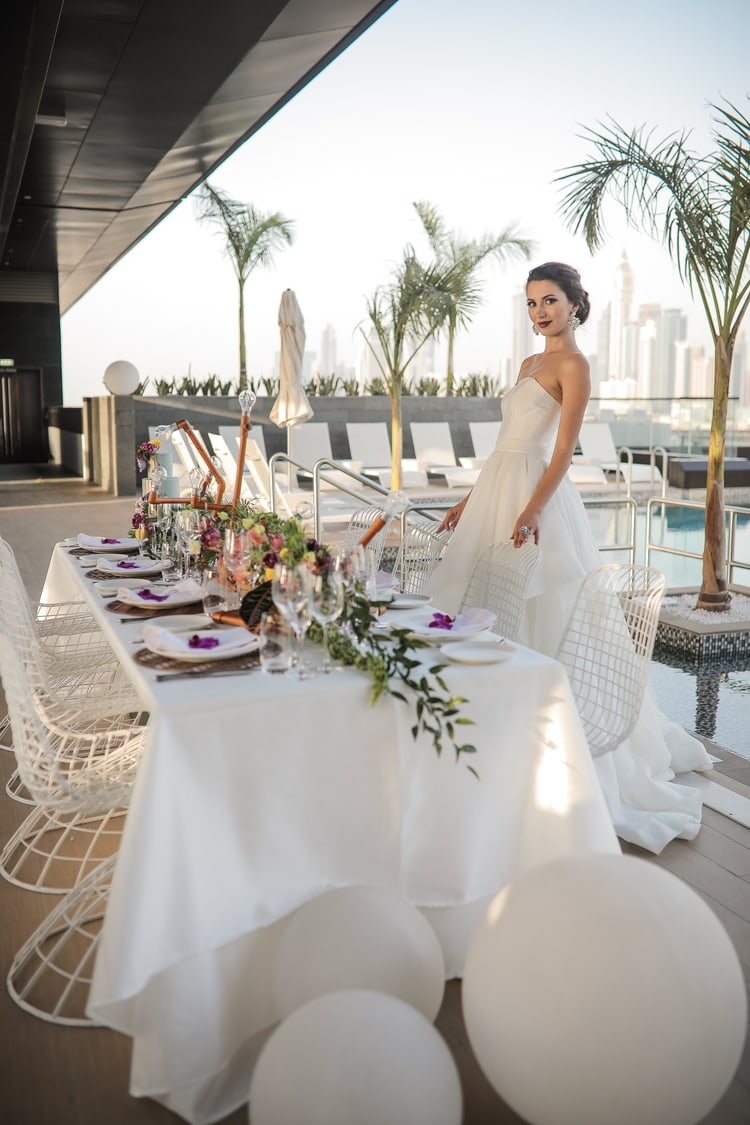 industrial wedding in dubai 12