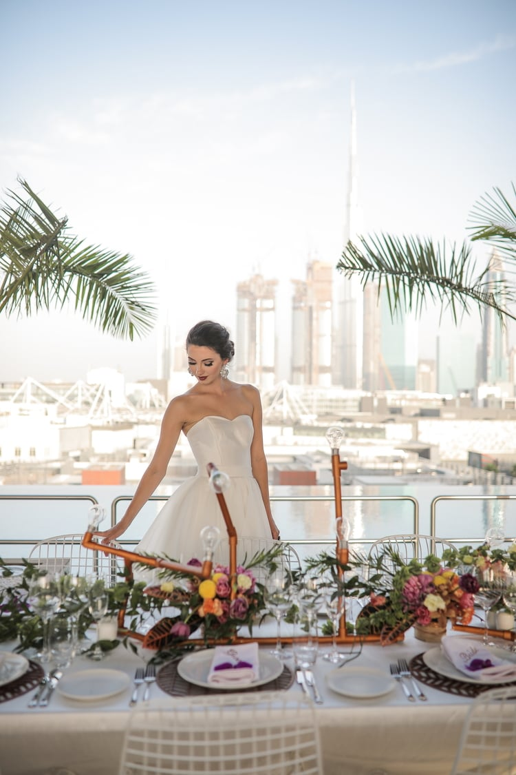 industrial wedding in dubai 21
