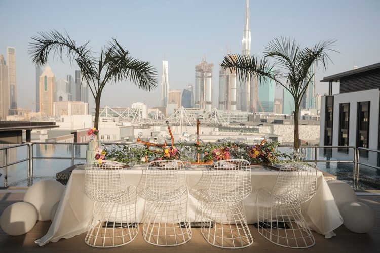 industrial wedding in dubai 28