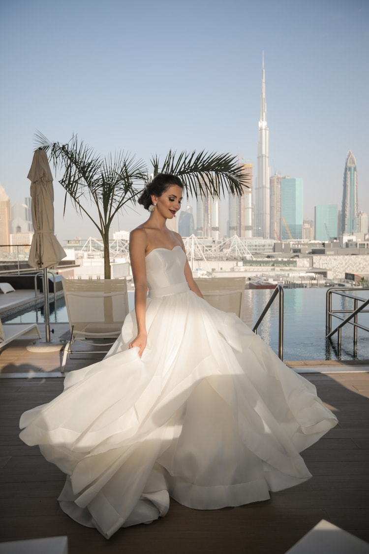 industrial wedding in dubai 30