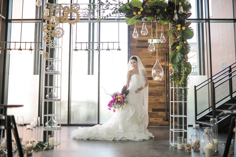 industrial wedding in dubai 74