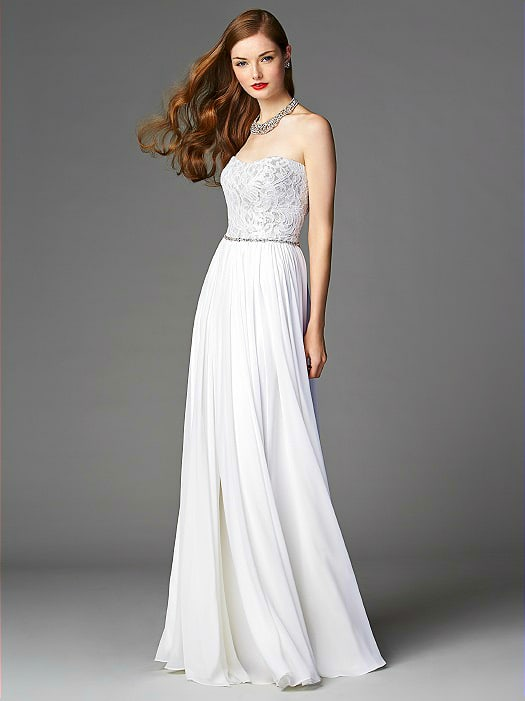 informal beach wedding dresses 5