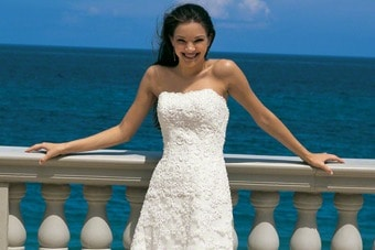 Informal Beach Wedding Dress Trends