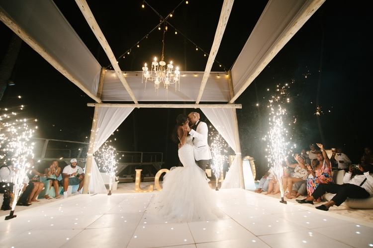 jellyfish punta cana wedding 1