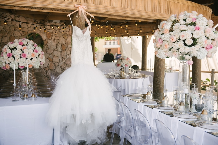 jellyfish punta cana wedding 99