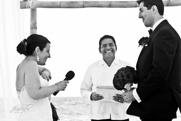 Riviera Maya Destination Wedding