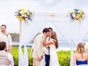 A Dream Destination Wedding in Kauai, Hawaii