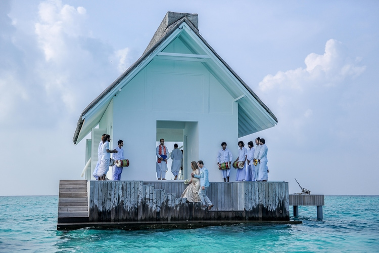 maldives wedding vow renewal 119