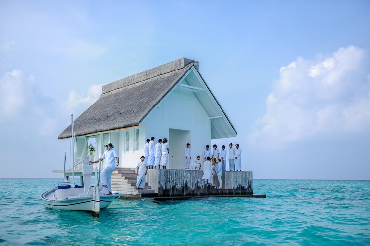 maldives wedding vow renewal 120