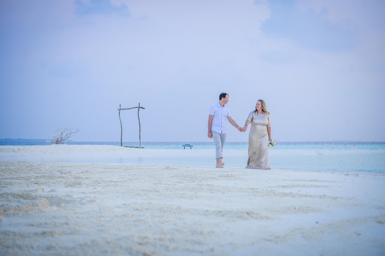 maldives wedding vow renewal 24