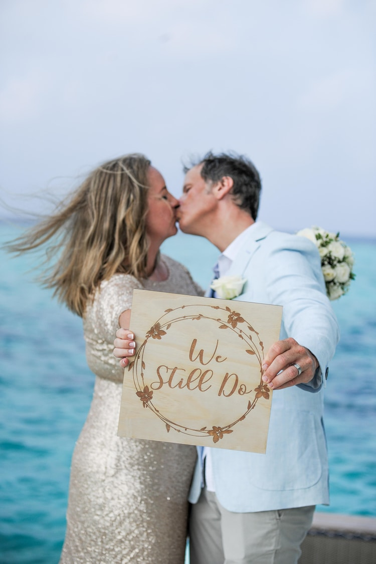 maldives wedding vow renewal 51