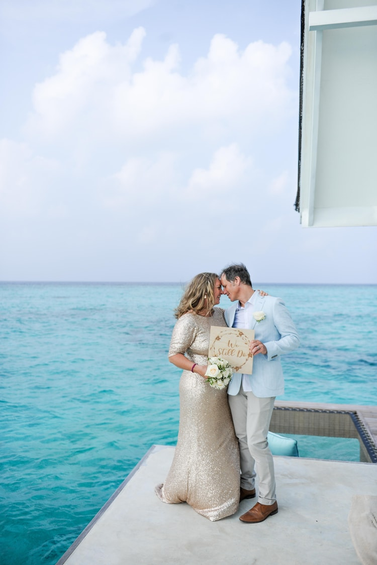 maldives wedding vow renewal 57