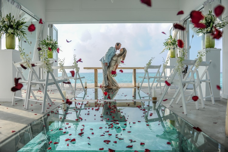 maldives wedding vow renewal 69