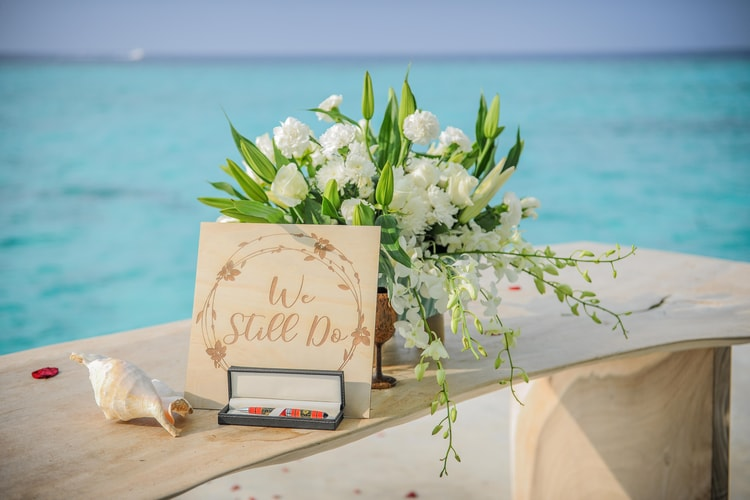 maldives wedding vow renewal 76