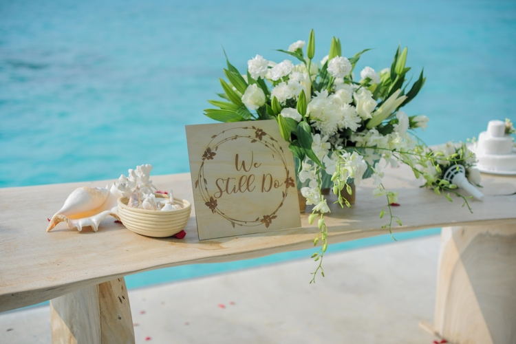 maldives wedding vow renewal 93