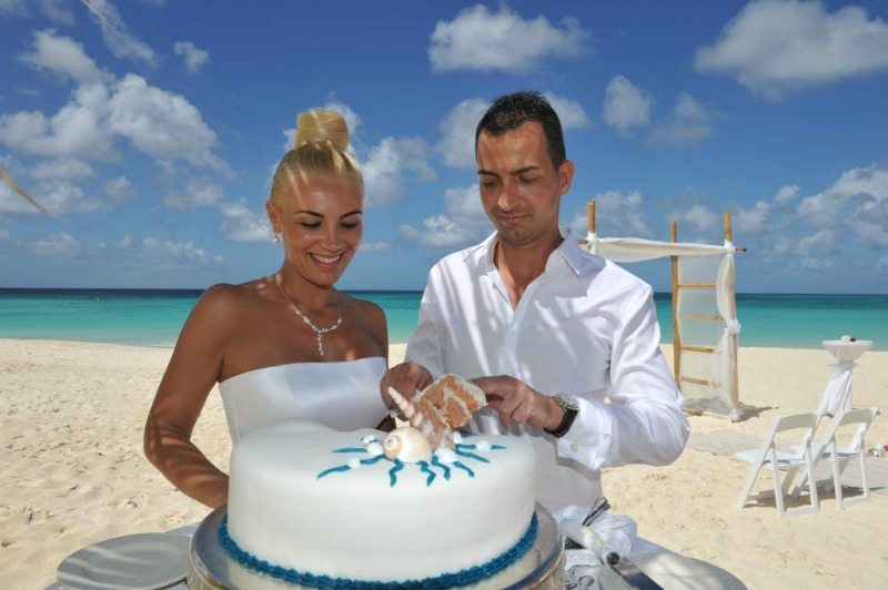 manchebo beach resort wedding3