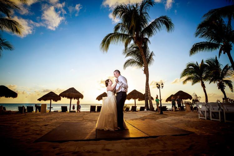 cozumel secrets aura wedding