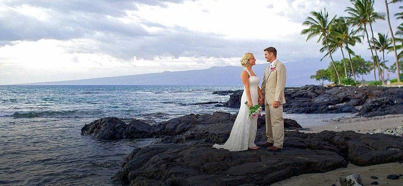 mauna lani bay wedding 1