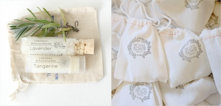 spa destination wedding bridesmaid gifts