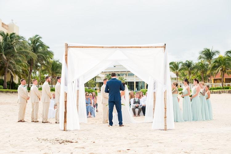 mint green destination wedding 12 1