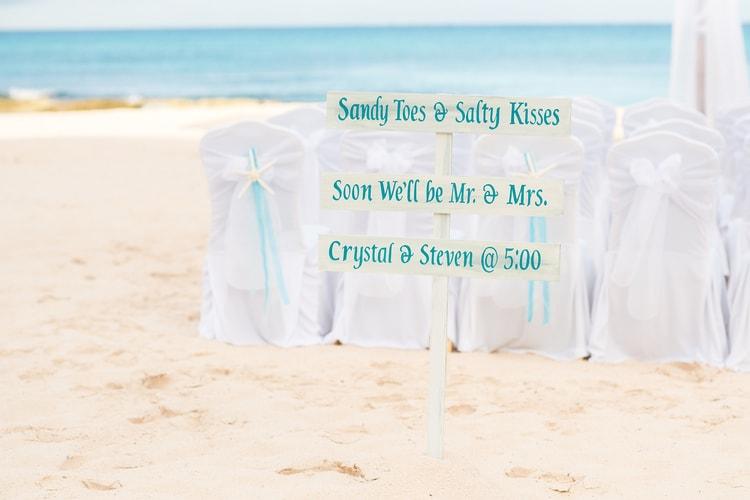 mint green destination wedding 67