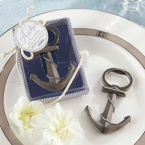 nautical bottle opener destination wedding favors