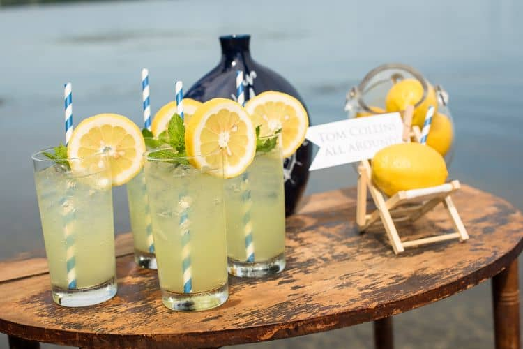 nautical destination wedding ideas100