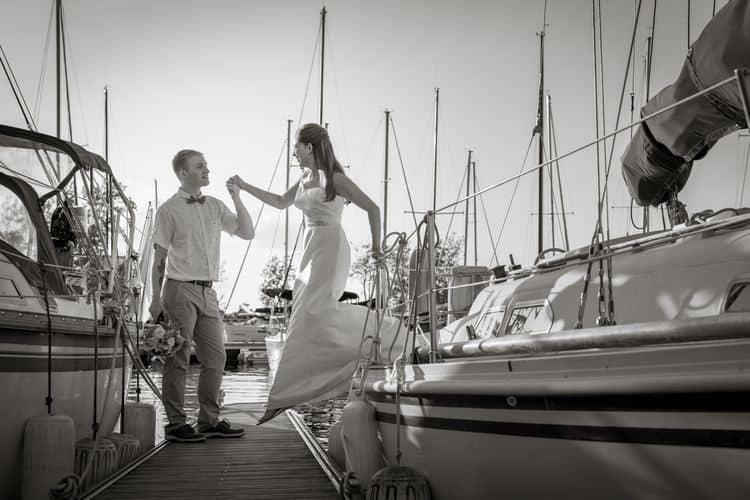 nautical destination wedding ideas14