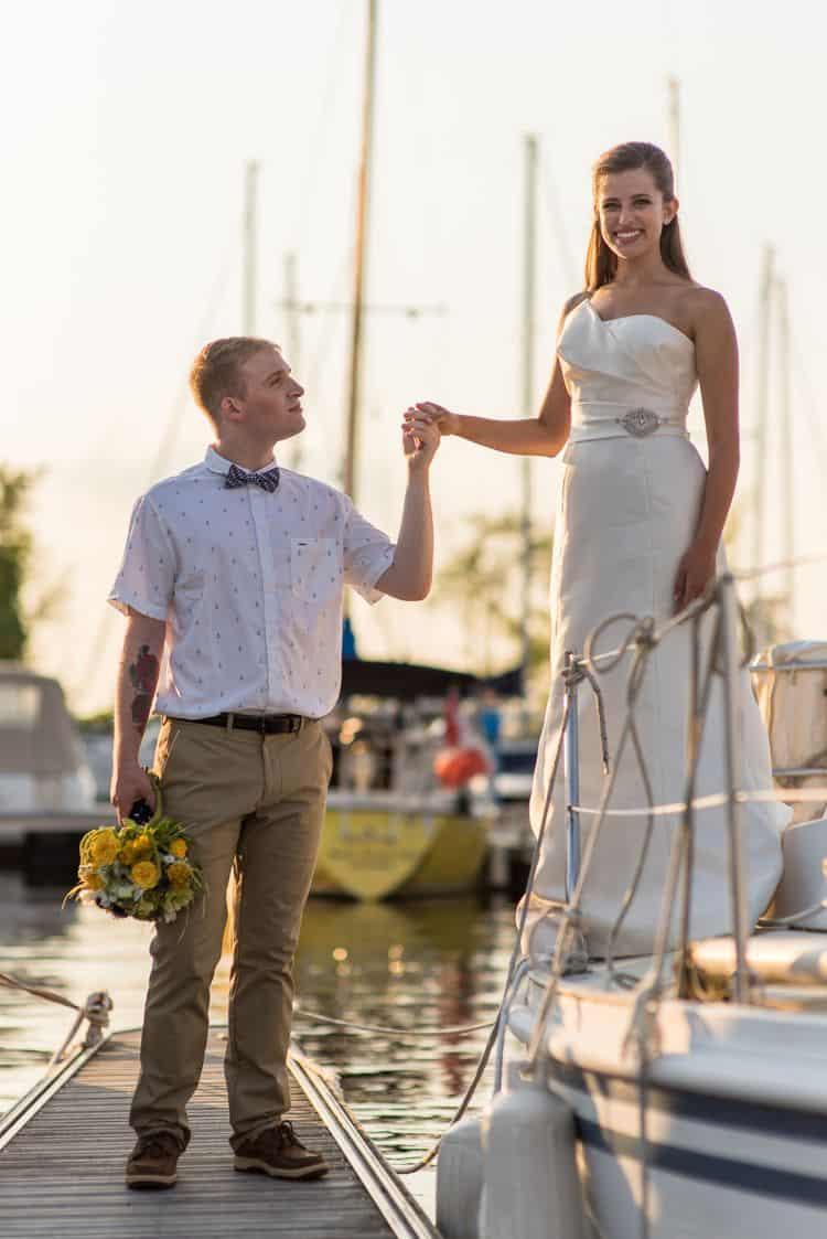 nautical destination wedding ideas15